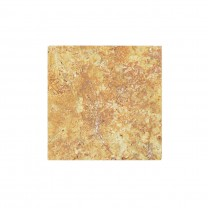 Natursteinfliesen Travertin Castello Gold 10x10cm